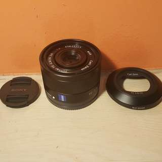 Sony FE 35mm f2.8 Carl Zeiss