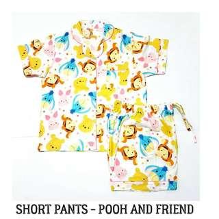 PIyama Pooh and Friends