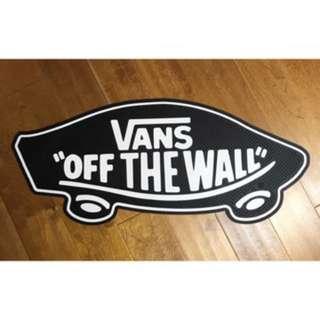 Looking for Vans Floor Mat.