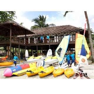 Bintan Nirwana Beach Club Day Tripper Package