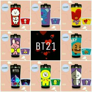 IDOL Stainless Steel Tumbler