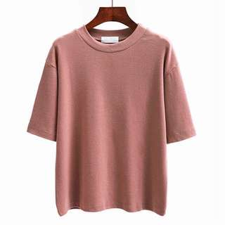 🆕🇰🇷 Chic Dusty Pink Top