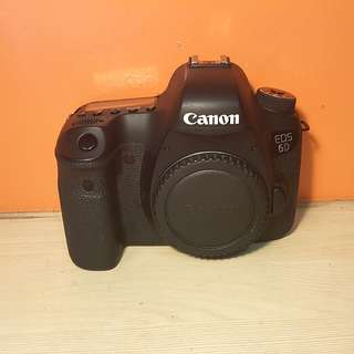 Canon 6D Mark I