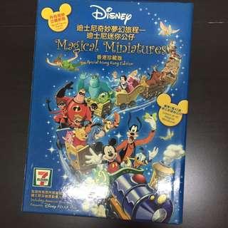 全套- 7仔711 Disney迷你公仔 $100全包