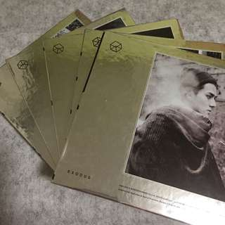 exodus album(sehun,bh,kai,suho,do)
