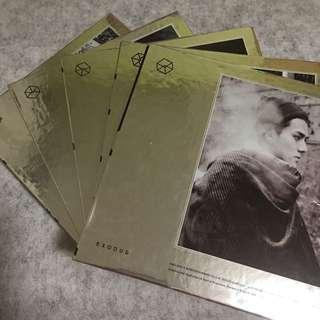 exodus album(sehun,bh,kai,suho,do)
