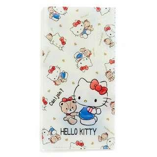 Hello Kitty Ticket holder