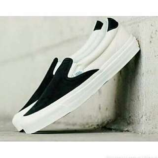 Vans slip on marsmellow premium (100% orginal)