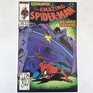 Marvel Comics Amazing Spider-Man 305 Near Mint Condition Todd McFarlane Art and Cover