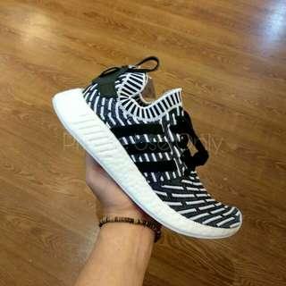 Adidas NMD R2 BlackWhite