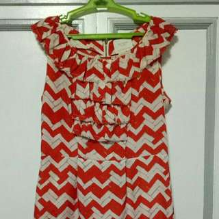 Kate Spade Red Dress Size 4