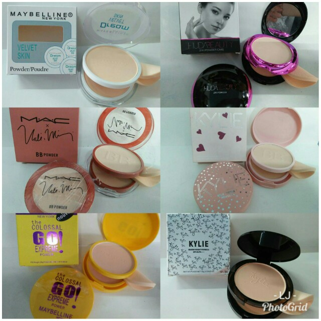 2in1 face powder
