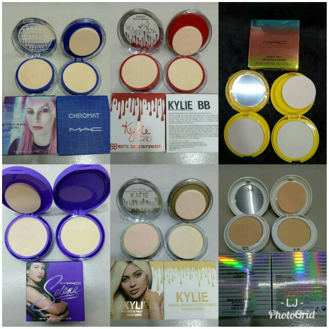 2in1Face Powder