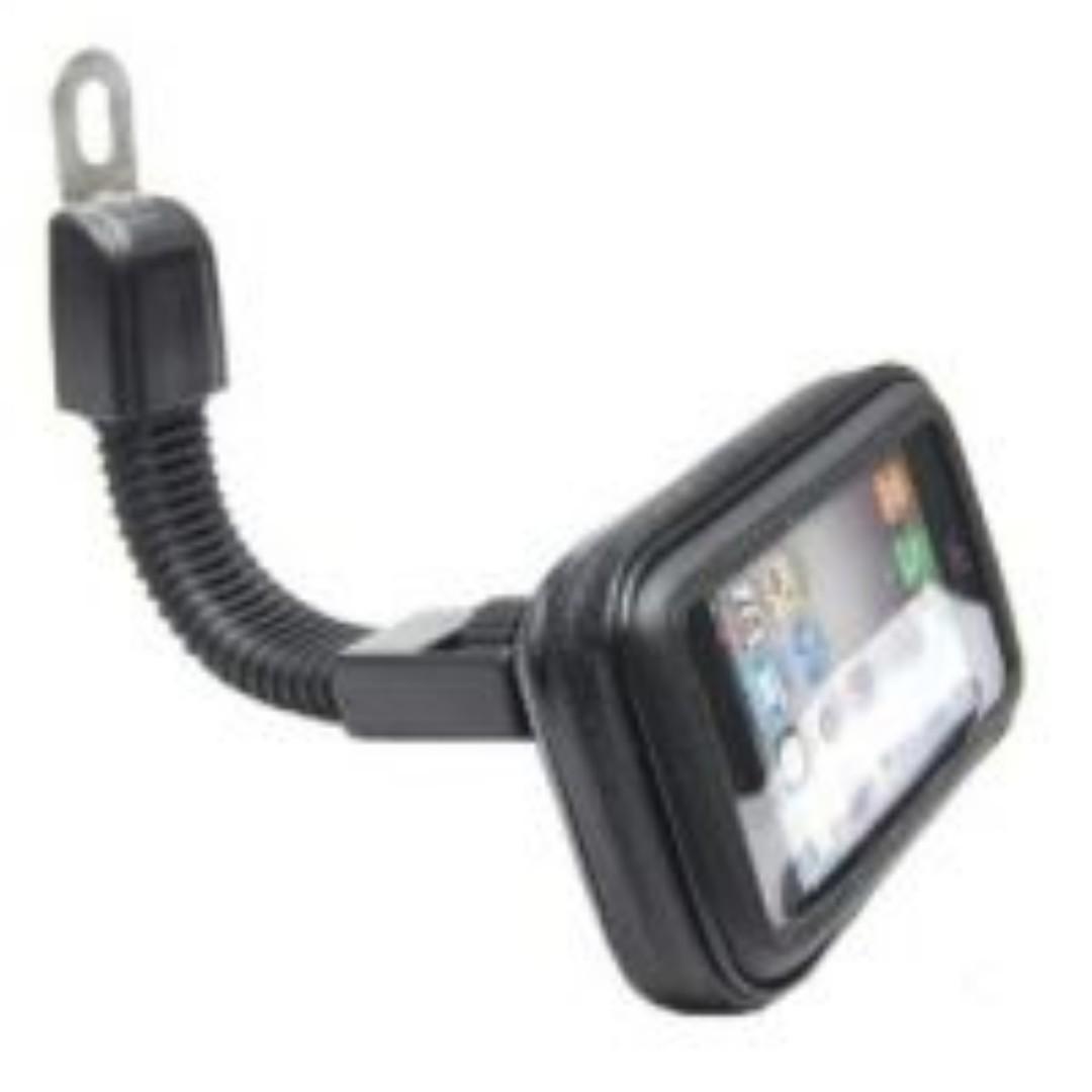 360 Degrees Rotation Motorcycle Mobile Phone Handlebar