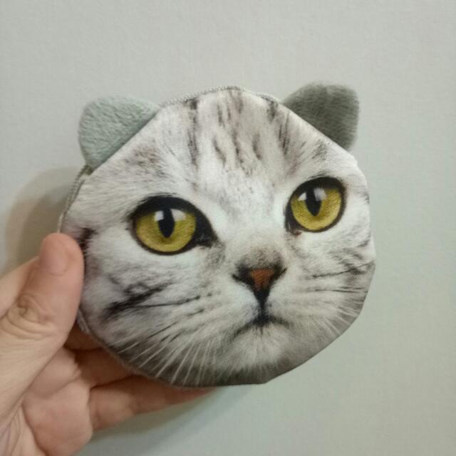 貓咪小錢包