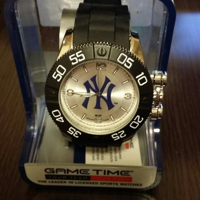 紐約洋基運動手錶