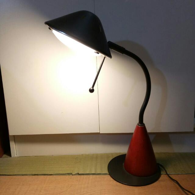 復古金屬工業風 夜燈 床頭燈 閱讀燈 香菇頭燈