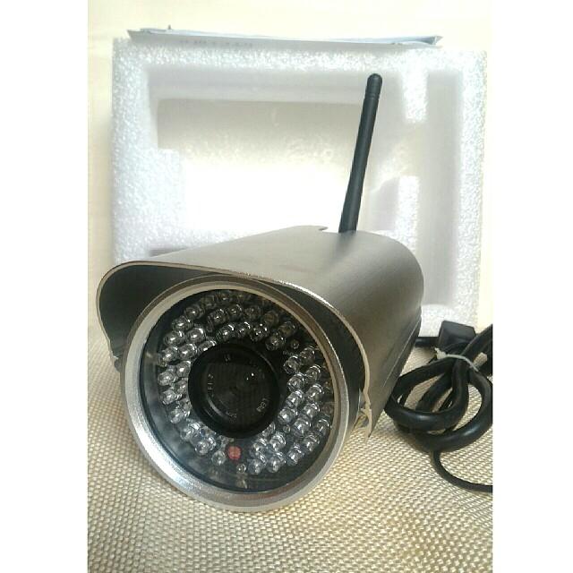 🌹 FOSCAM OUTDOOR WIRELESS IP CAMERA / cctv camera