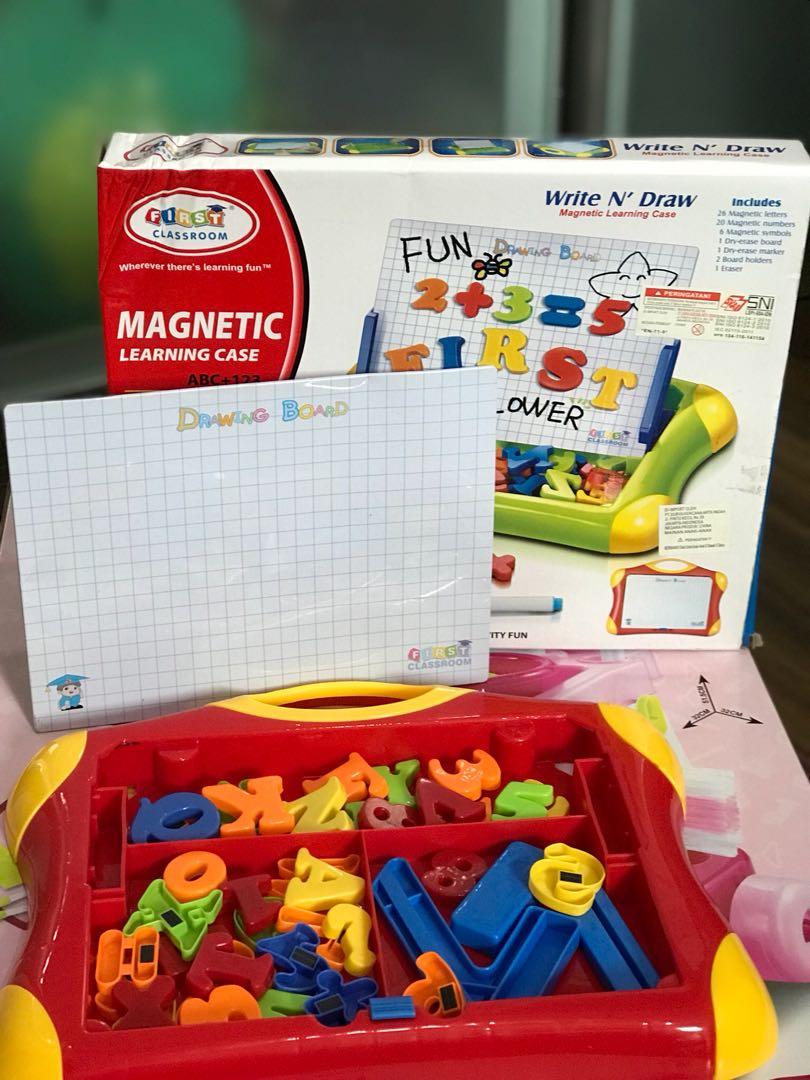 Abc magnetic