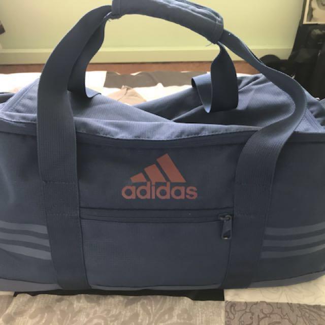Adidas Duffle Bag - Royal Blue ec4a2759b959a