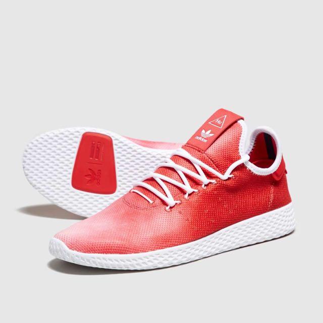 Adidas Originals x Pharrell Williams Holi tenis Hu de los hombres, hombres