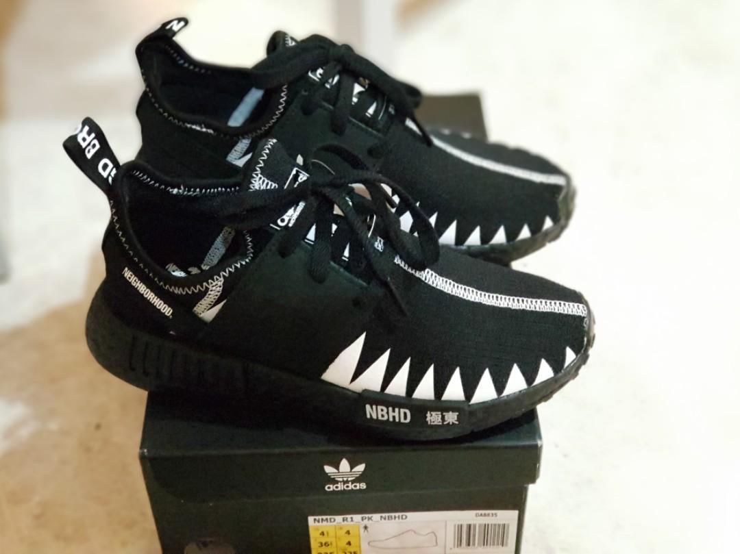 new product 245a8 969a0 Adidas x Neighborhood