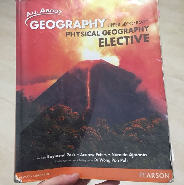All about geography - Upper secondary - physical geography elective