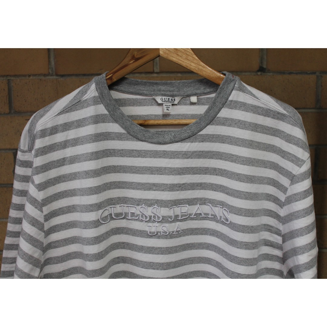 ASAPxGUESS Jeans Collab Tee
