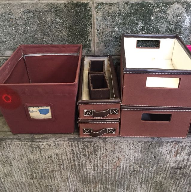 Assorted Utility Baskets