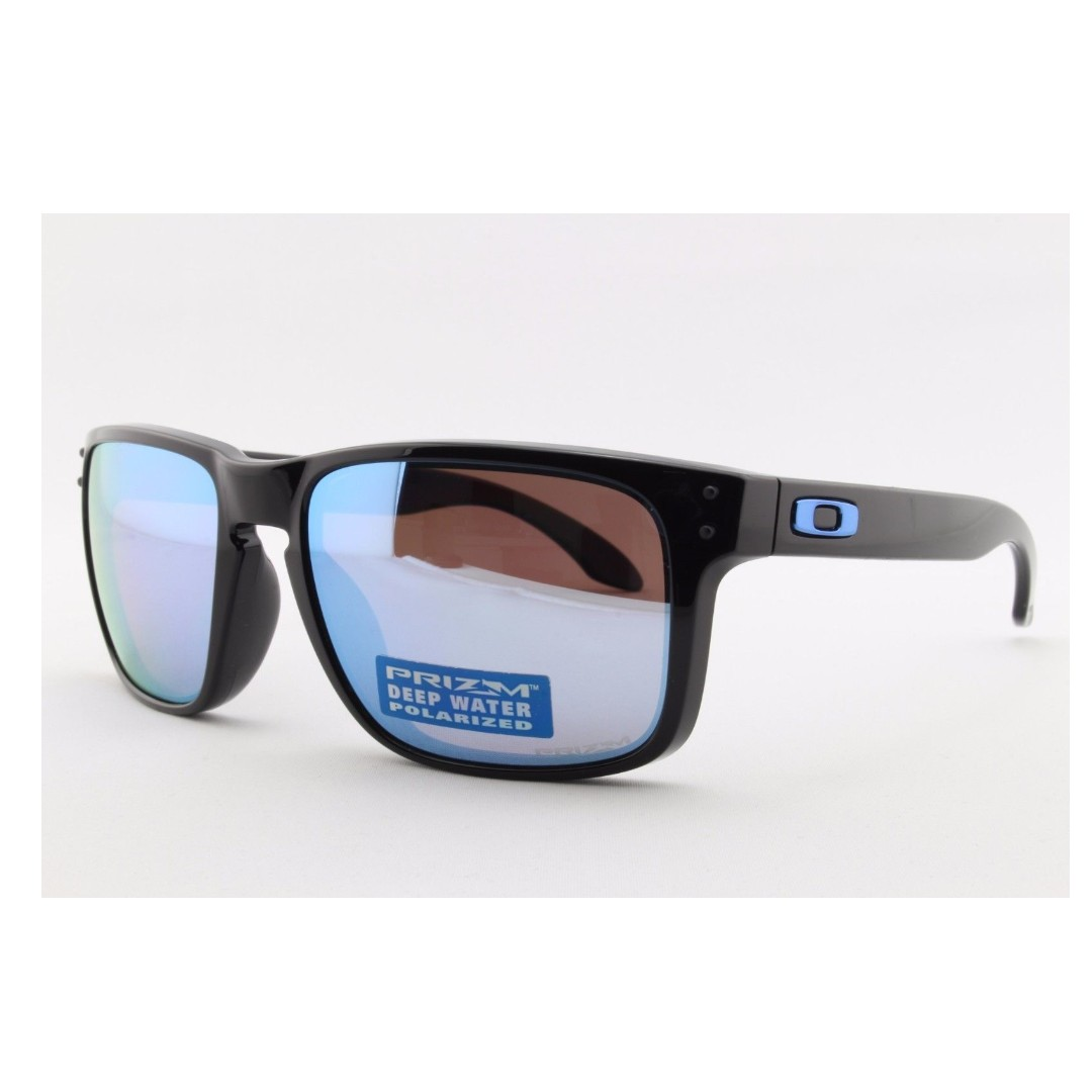 c9382d8e35678 Authentic Brand New in Box Oakley Holbrook 9102-C1 Polarized Sports ...