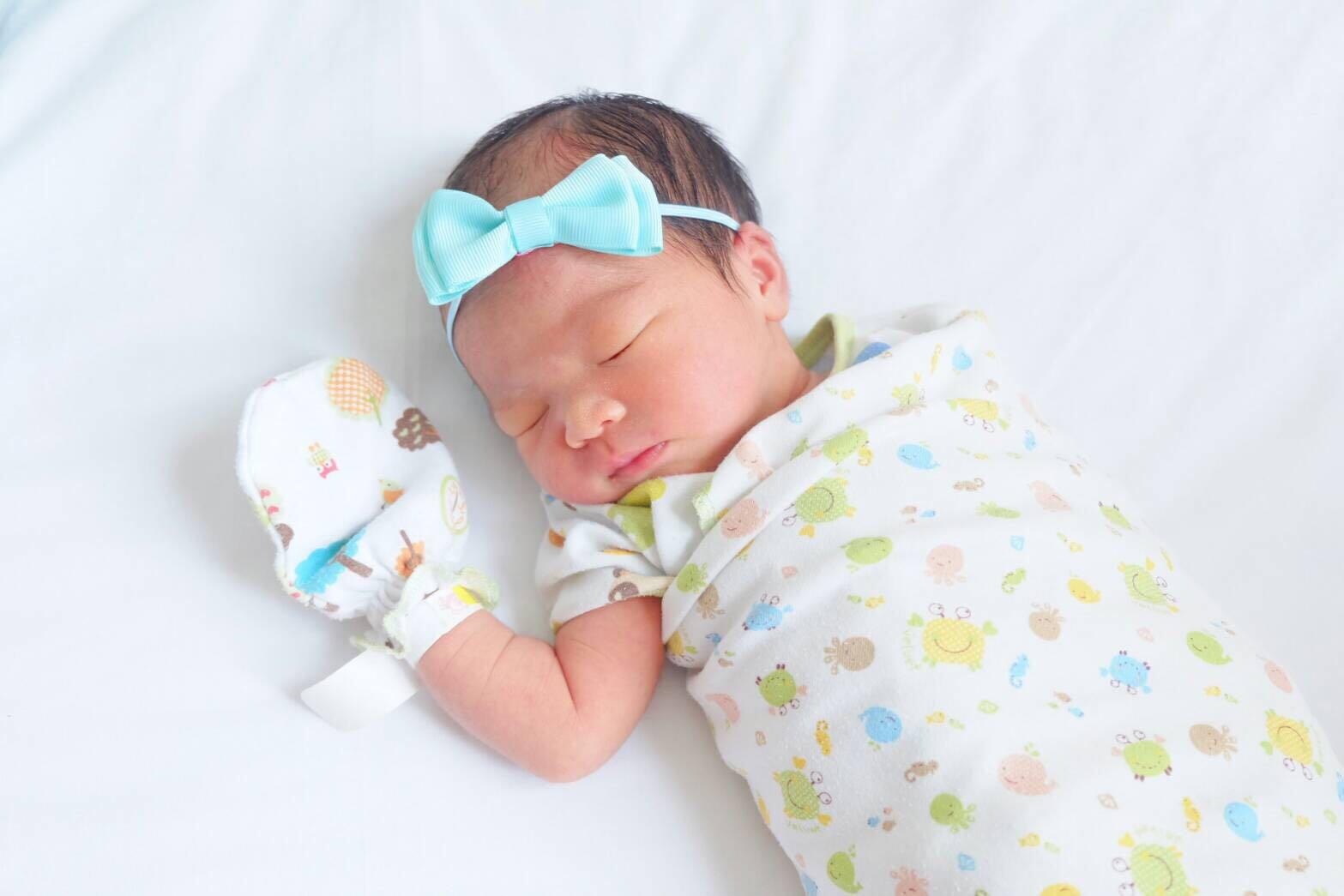 Baby ribbon (3pc)