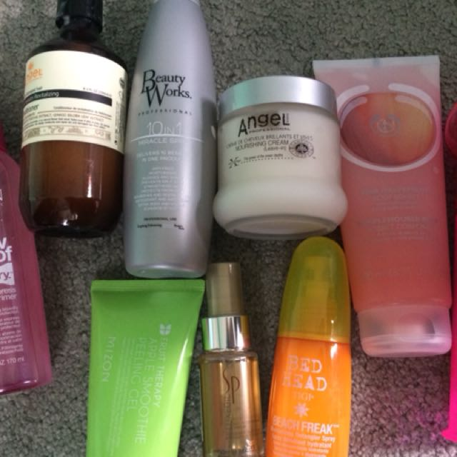 Beauty products!