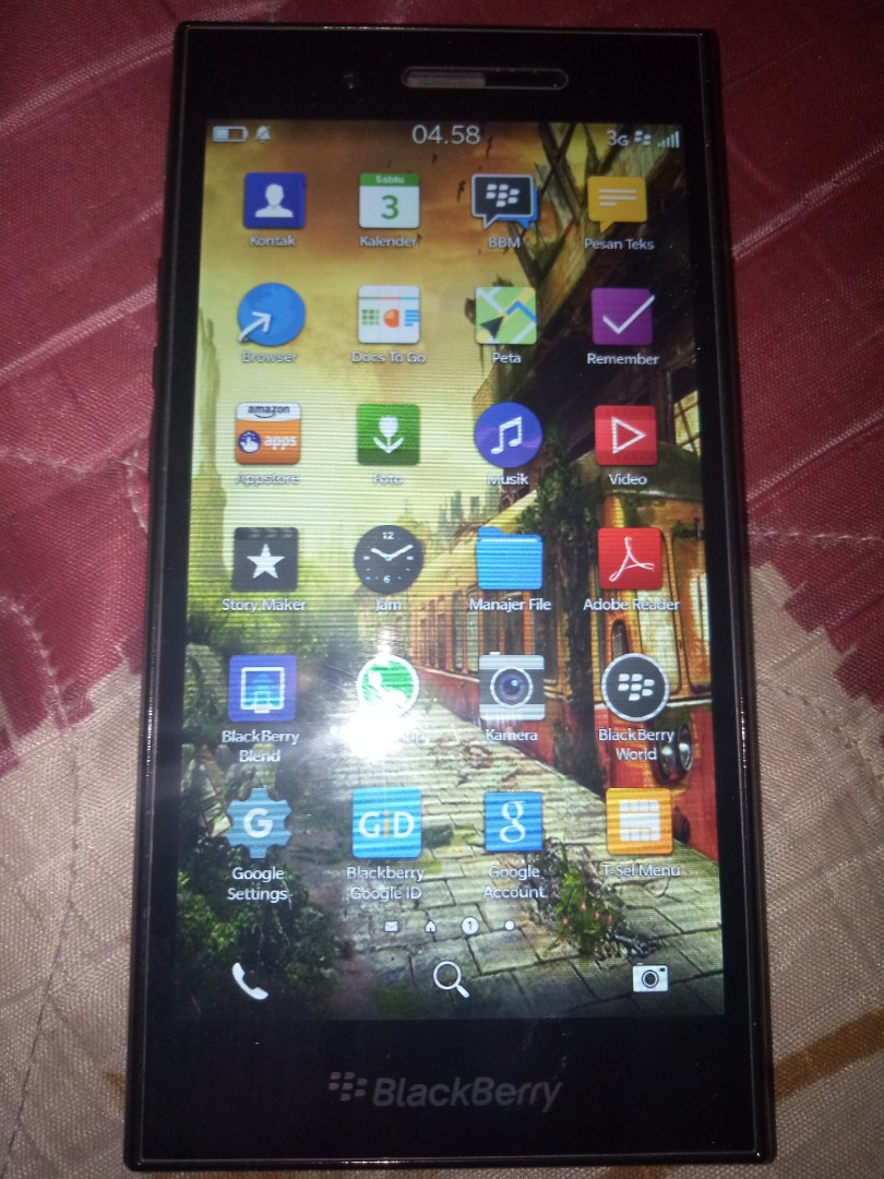 Blackberry Z3 OS 10 bisa android, Mobile Phones & Tablets on