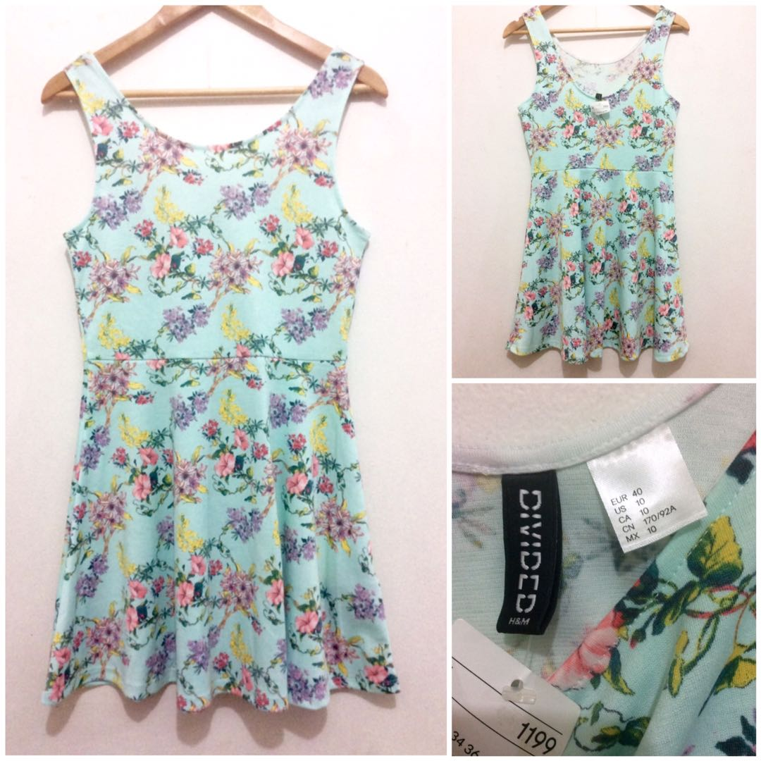 BNWT H&M Floral Dress