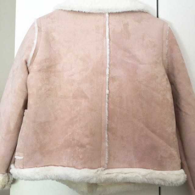 Brand New Korean style Dusty Pink Jacket
