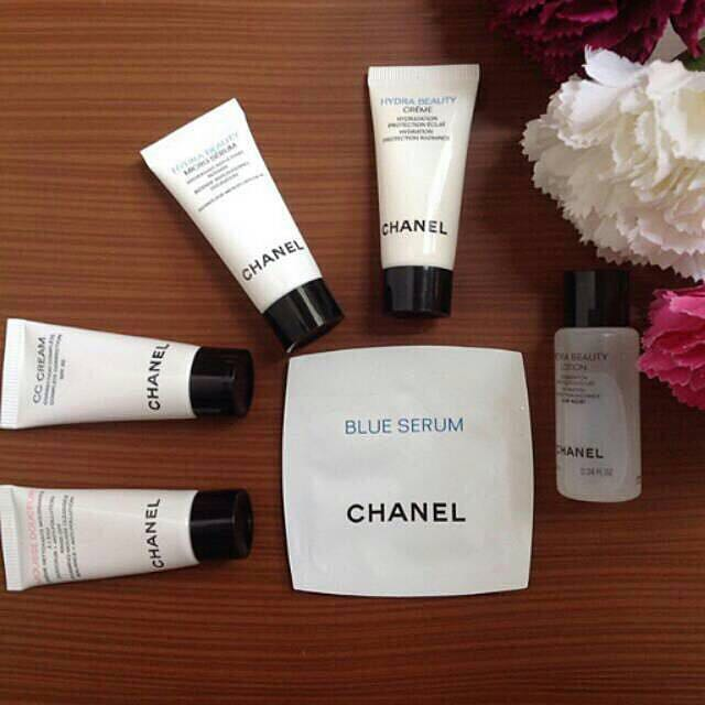 Chanel AUTHENTIC Travel Size