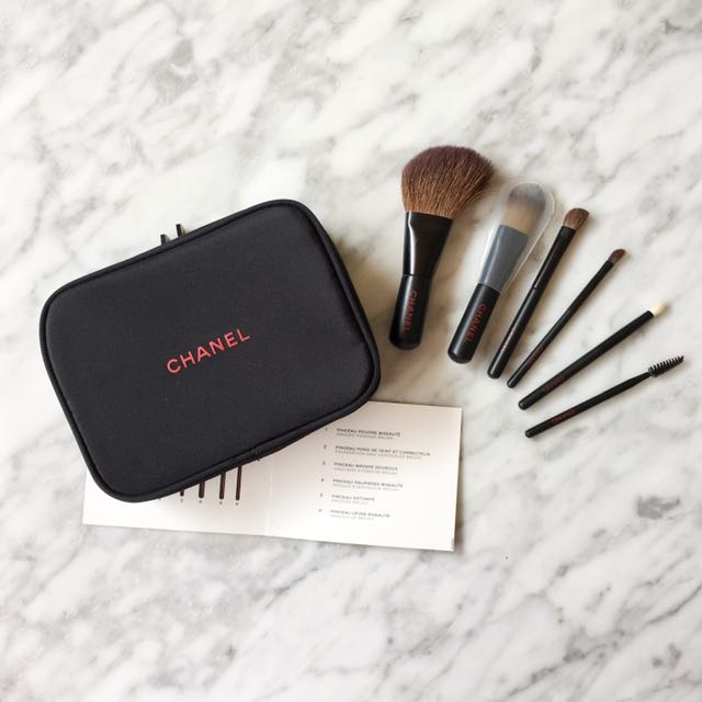 Chanel Les Mini Brush Set