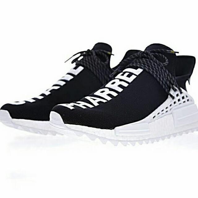 quality design d9dc0 e938d Chanel x Fittum Pharrell x Adidas NMD Human