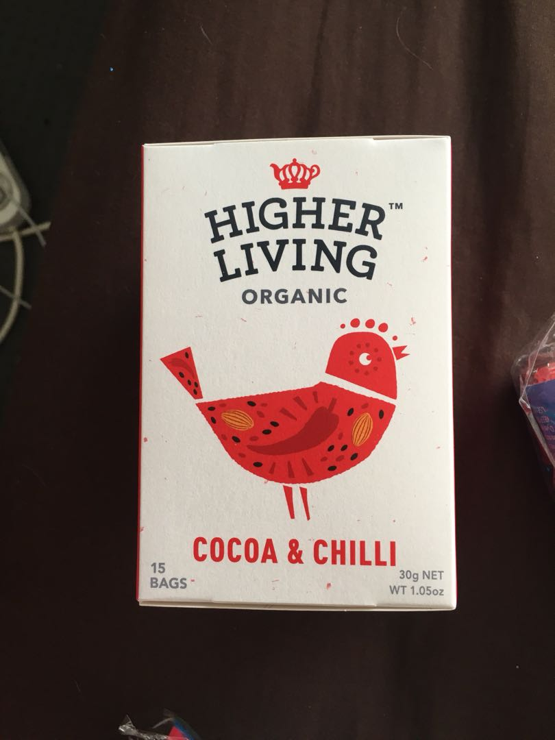 Chilli + Cocoa Tea