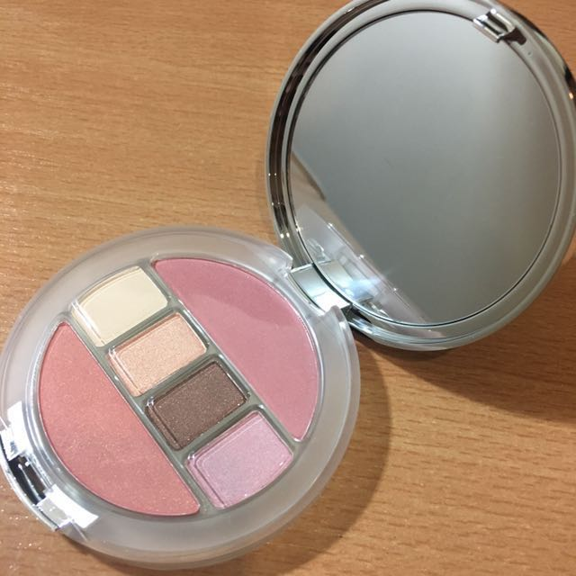 Clinique Shadow And Blush Palette