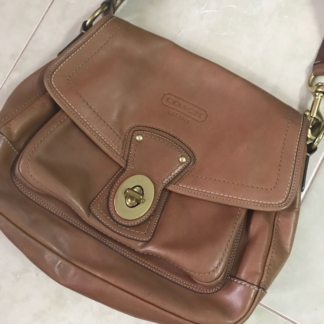 ♻️Coach Bag