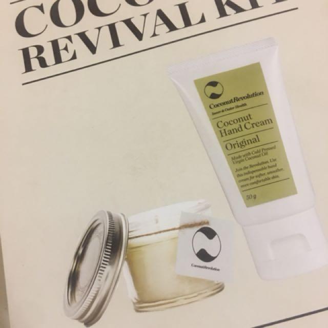 Coconut Revolution- Coconut Revival kit
