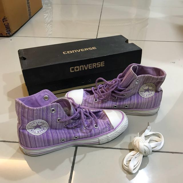 Converse All Star - CT HI LAVE LAVENDULA