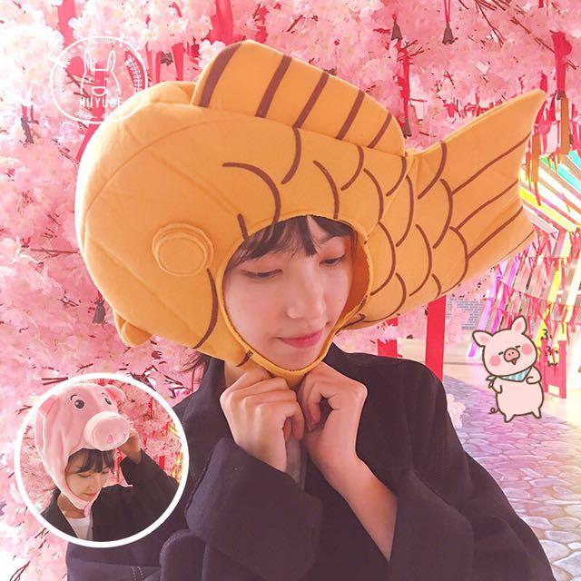 Cute Ulzzang Head Piece (PO)