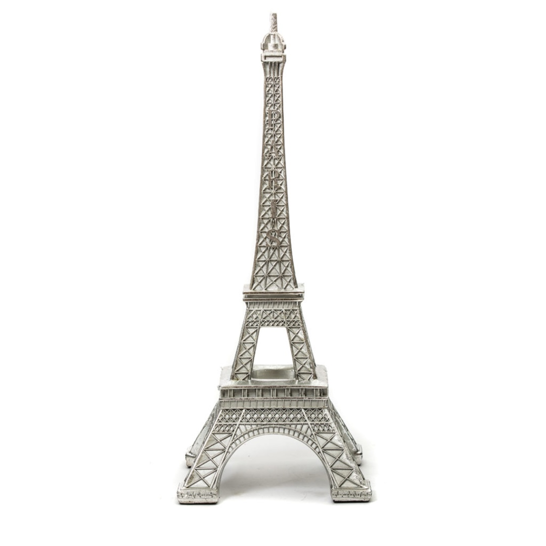 Decorative accent: EIFFEL TOWER