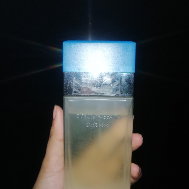 D&G light blue tester with box