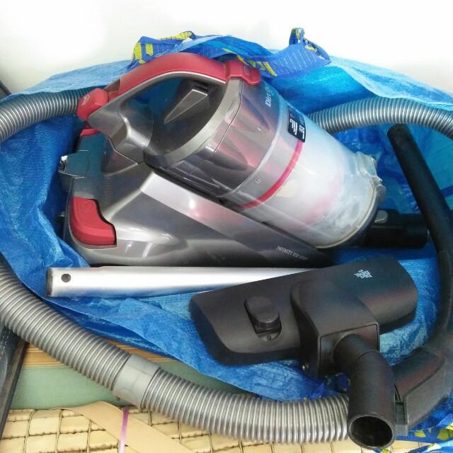 Dirt Devil INFINITY 永不衰弱的吸塵器 VS8 TURBO M5020-2