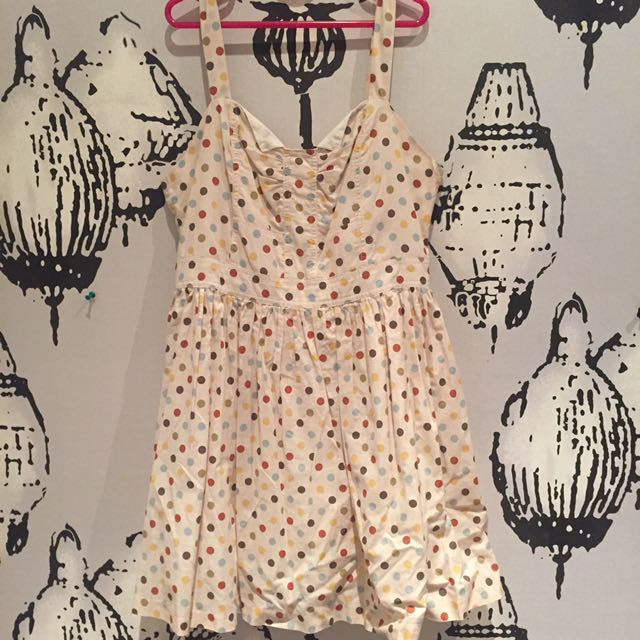 Dotted dress
