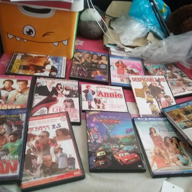 DVD BUNDLE TAKE ALL!!!