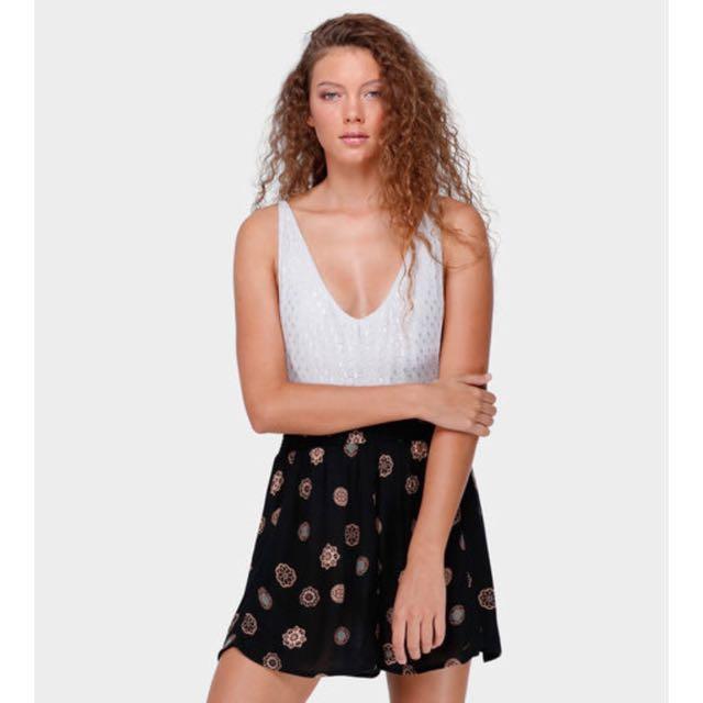 Element flip side skirt size 12